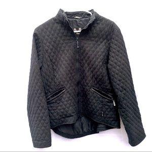 Women's Barbour Quilted Jacket US 10 coat UK 14